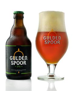Gulden Spoor IPA beer