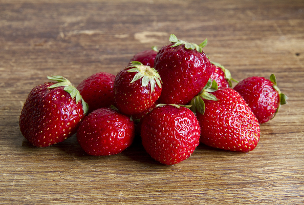 Belgian strawberries