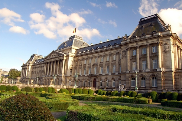 Brussels, Roual Palace