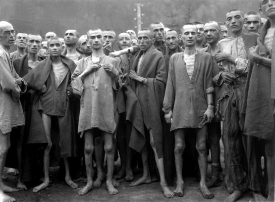 concentration camp WWII