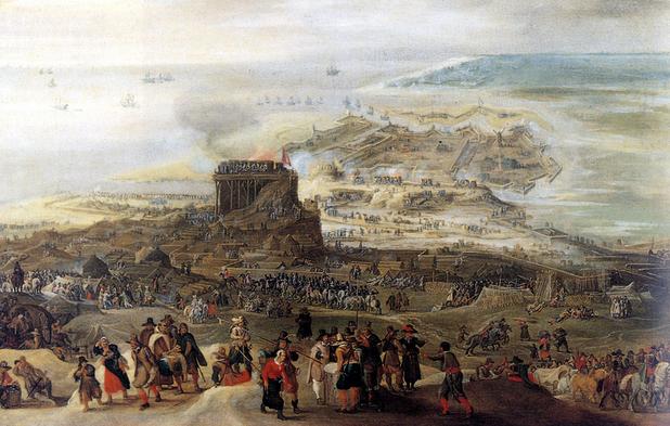 Siege of Ostend (1601-1604)