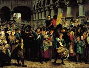 The Belgian Revolution