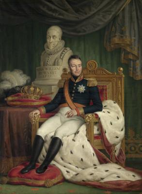 Koning Willem I van oranje