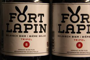 Fort Lapin beer
