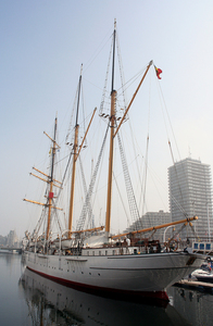 Mercator sailing ship