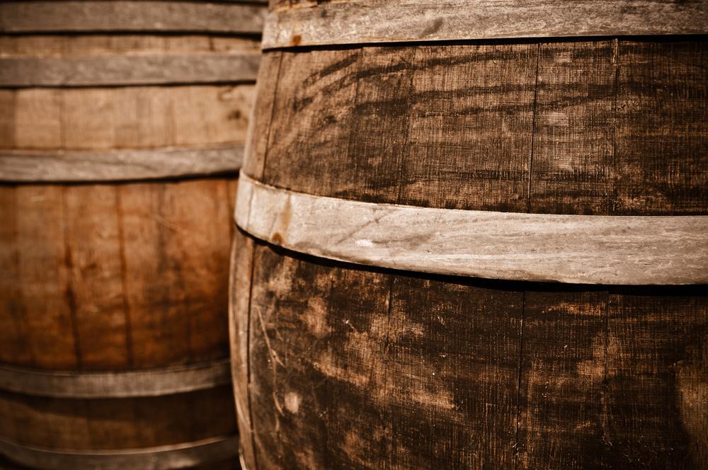 Barrel Aged Belgian Beer