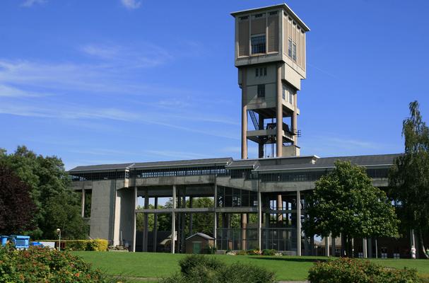 UNESCO World Heritage, Coal Mine Site Blegny, Wallonia
