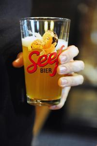 Antwerpen, Antwerp City guide, Seef Bier