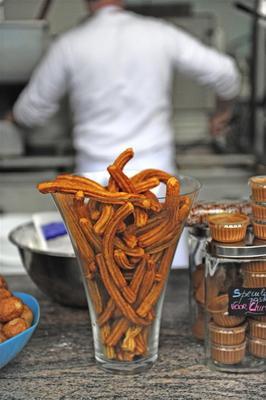 Antwerp street food and markets