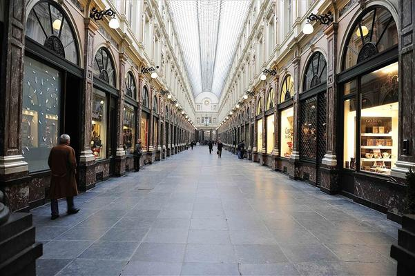 Brussels shopping