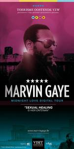Marvin Gaye Midnight Love Walk-umentary