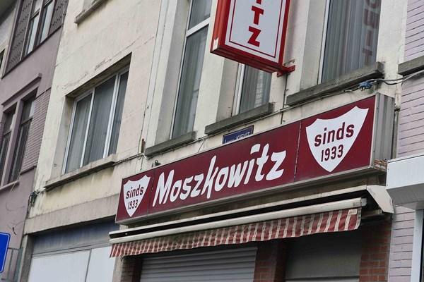 Jewish quarter antwerp, Moskowitz Antwerp, visit Antwerp, kosher cuisine