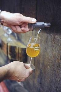 Lambic Belgian beer - Mort Subite