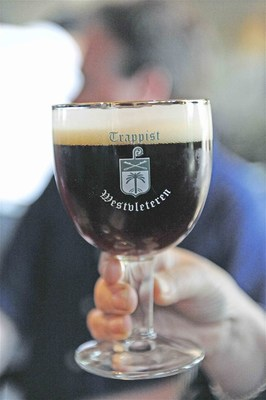 A tale of trappist beer Ypres