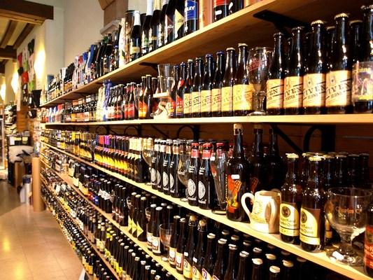 The bottle shop bruges