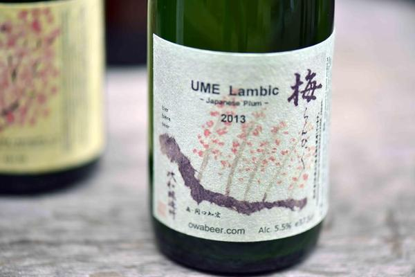 ume Lambic, An & Pierre Zuber, Délice and Caprice, Brussels, Belgian beer shop