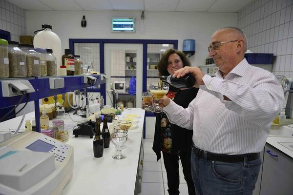 Orval brewmaster, Jean-Marie Rock