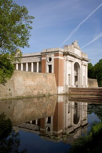Ypres / Ieper, Menin Gate