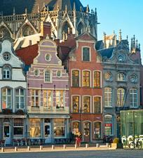 Mechelen Travel Guide, Belgium
