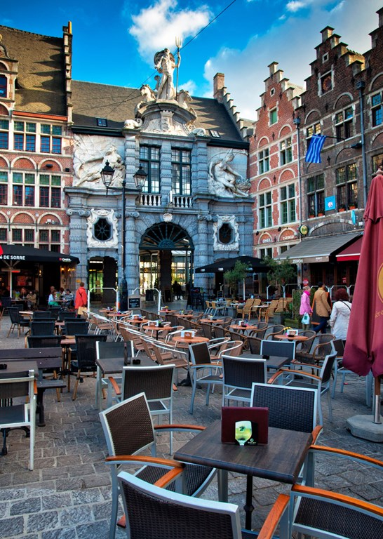 Ghent Travel Guide BeerTourismcom