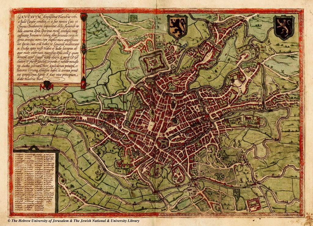 Ghent Travel Guide - BeerTourism.com
