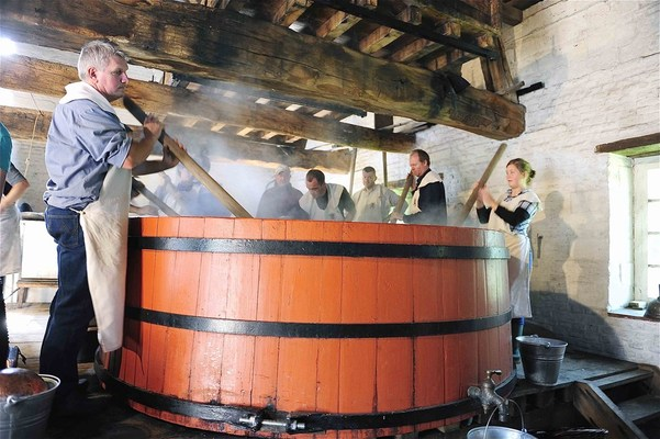 brewing in bokrijk, brewing in belgium, beer in Belgium