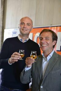 Hedwig Neven & Michel Moortgat, duvel distilled