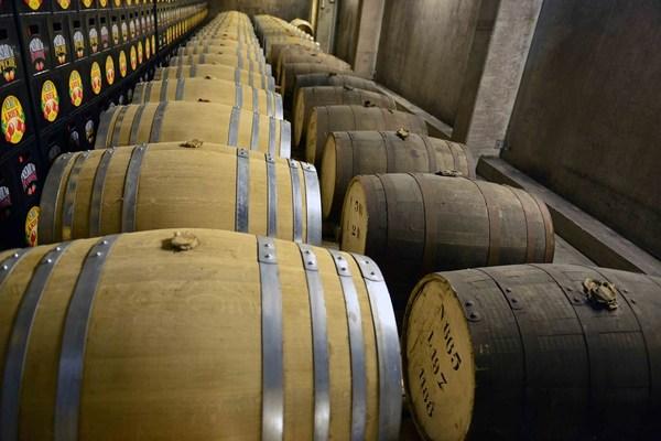 Trignac, Kasteelbier, Brouwerij Van Honsebrouck
