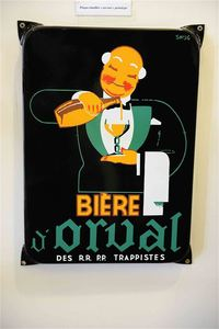 Orval, Orval advertising