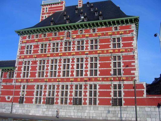 Luik maison curtius