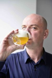 Duvel head brewer Hedwig Neven