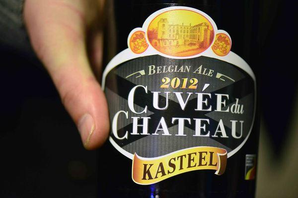 Cuvée du Chateau, Van Honsebrouck, Belgian beer