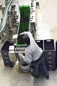 Duvel Moortgat bottling