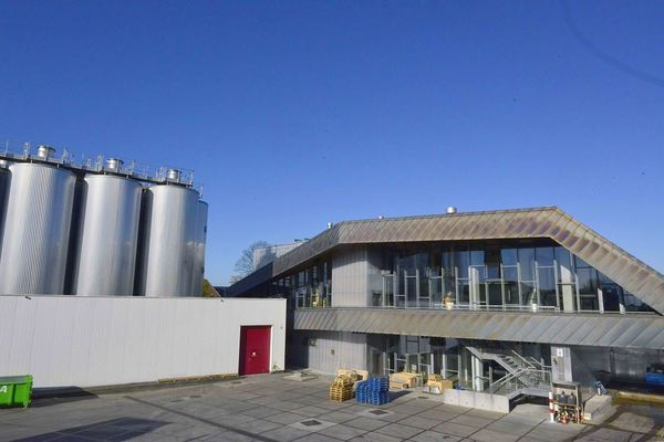 Duvel-Moortgat Brewery, old and new