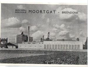 Duvel-Moortgat brewery in the 1930's