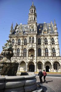 Oudenaarde Stadhuis, City Hall