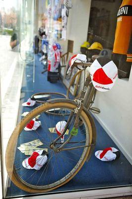 Oudenaard Cycle Display