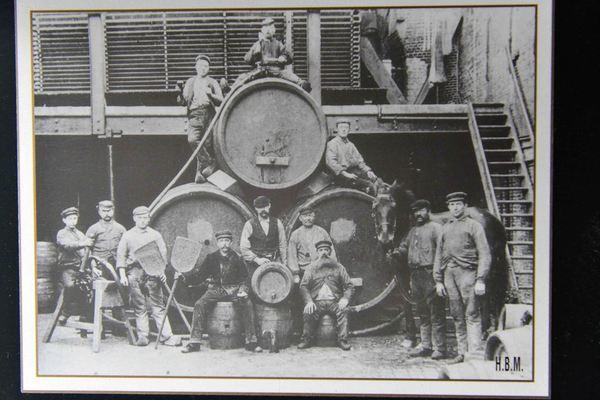 Brouwerij dekoninck archiefbeeld