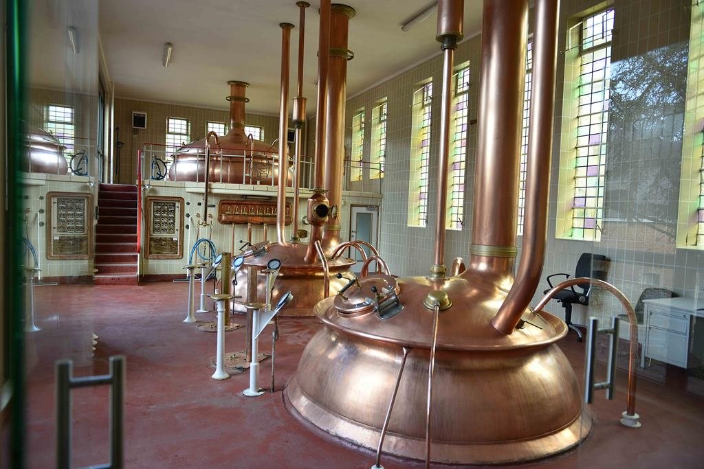 """The Cathedral of Beer"": Rochefort's Monastic Brewhouse"