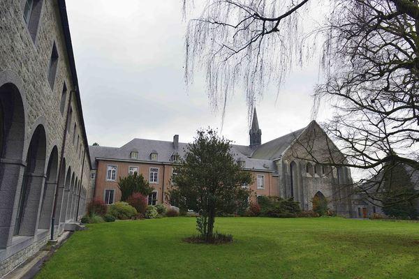 Chimay abbey
