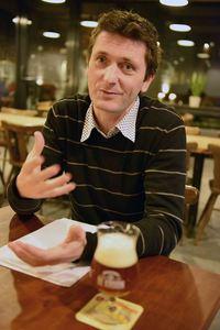 Filip Delvaux, Biercentrum Delvaux, De Kroon