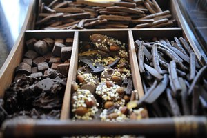 Belgian Chocolate, chocolate in Belgium