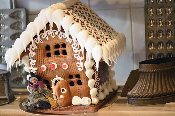 'Peperkoeken' sweet house