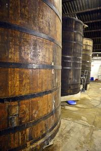 Verhaeghe-Vichte, maturation barrels