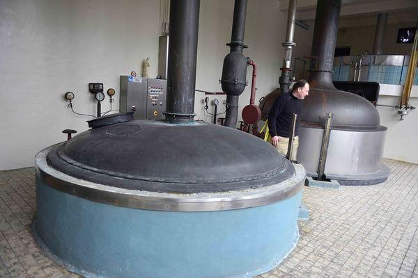 Verhaeghe-Vichte, brewing kettles, Peter Verhaeghe,