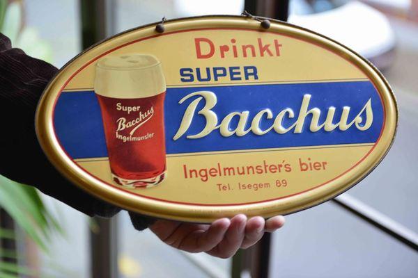 Bacchus, Van Honsebrouck, Oud Bruin