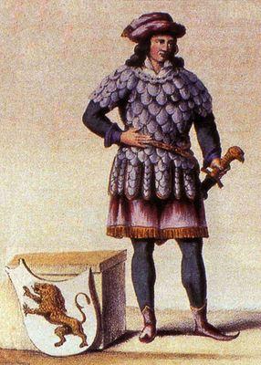 Charles of Lorraine, Brussels