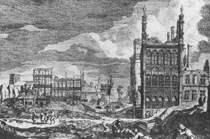 the Brussels Bombardment