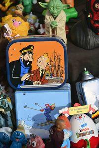Tintin, Brussels, Belgium
