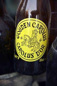 Gouden Carolus, Het Anker